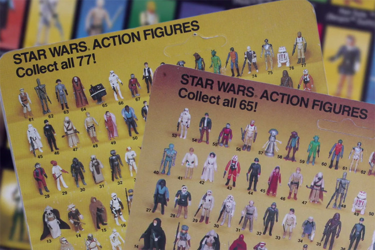 25a694db63d1 Plastic Galaxy  A Documentary About the World of Star Wars Toys