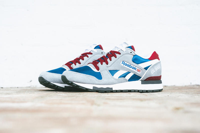 pretty nice 67482 c2252 Having took advantage of the retro runner resurgence, Reebok pulled its  classic GL 6000 model from