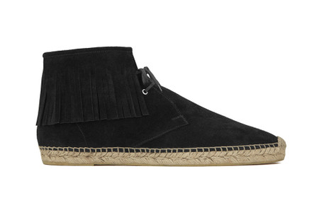 Saint Laurent 2015 Spring/Summer Footwear Collection