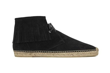 Saint Laurent 2015 Spring/Summer Footwear Collection