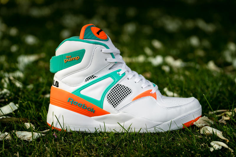 Titolo x Reebok Pump 25th Anniversary. Following a line of recent  collaborations with an assortment of esteemed stores and labels alike 274fc8782f9c