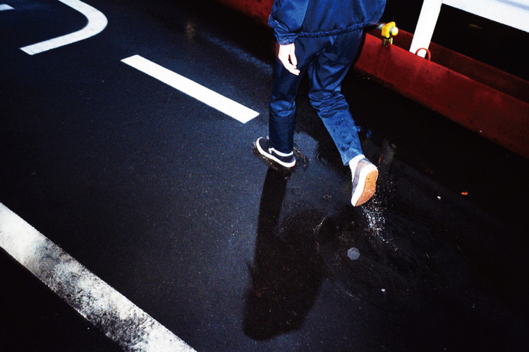 0ee6eadbf7b9 VAINL ARCHIVE x Dickies x SHIPS JET BLUE 2014 Capsule Collection