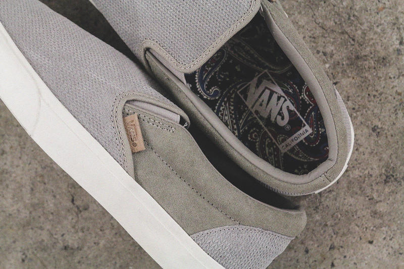 9f811cbfdc Vans California 2014 Holiday Knit Suede Collection