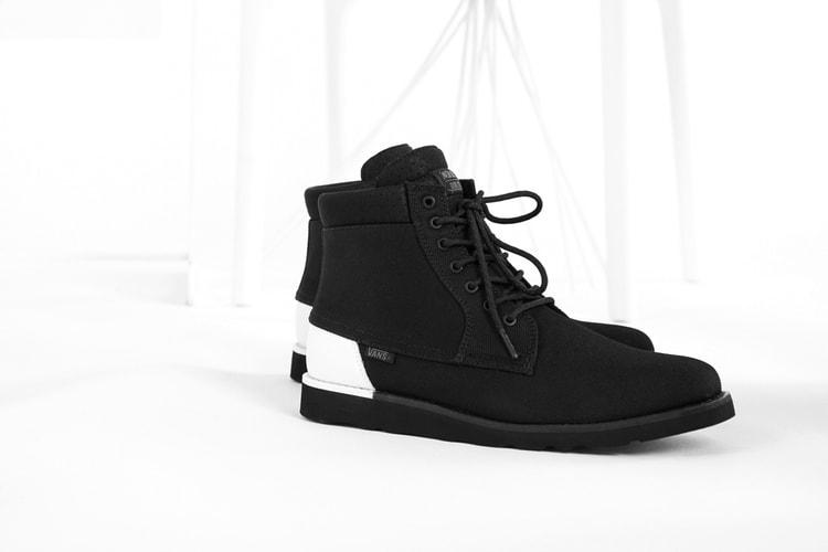 20f4073153 Publish Brand x Vans OTW 2014 Fall Breton Boot SE
