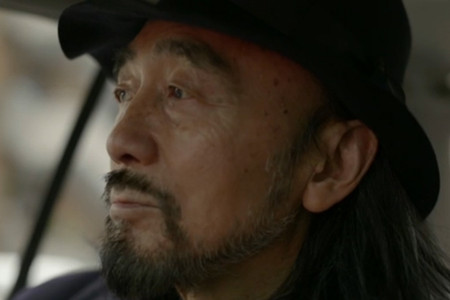 Yohji Yamamota Takes a Drive Around Tokyo While Discussing Balance