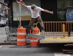 Zoo York Welcomes Gavin Nolan to its Skate Team