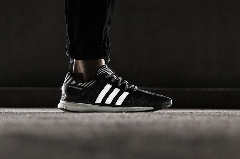 classic fit 2ebdf fbc8d 5 Key Points Behind the adizero Prime Boost The First Ever Reflective  Knitted Shoe from adidas