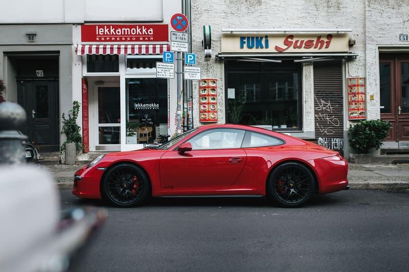 A Closer Look At The 2015 Porsche 911 Carrera Gts Hypebeast
