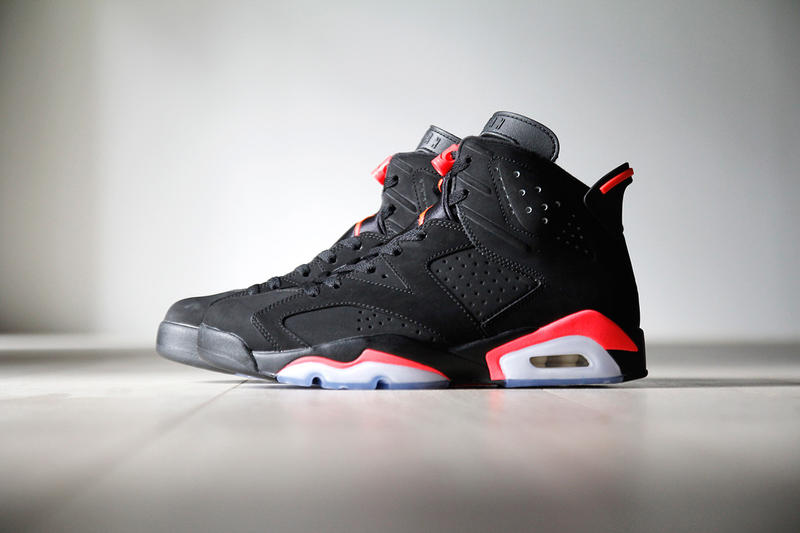 a19b46c224329e This Black Friday features the return of the coveted Air Jordan 6 Infrared.  The 2014 Air Jordan 6