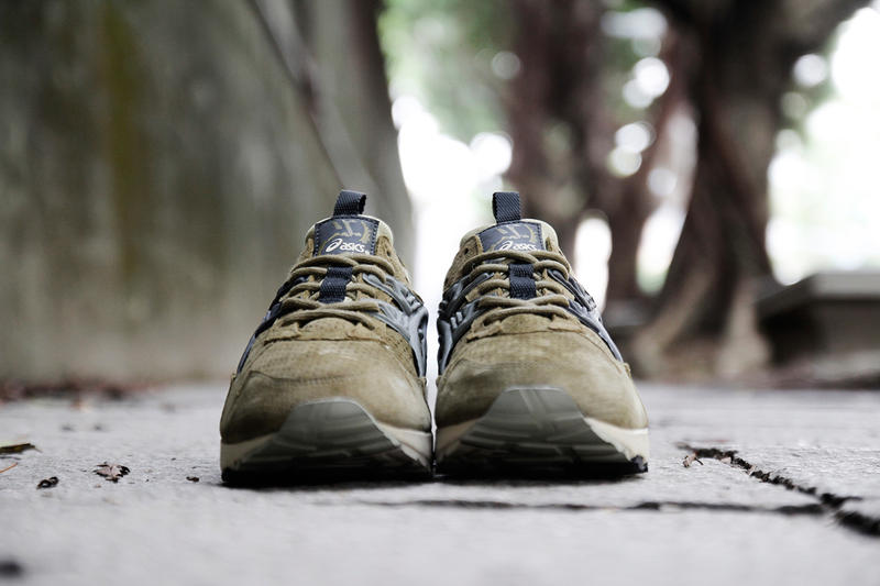 competitive price ecada b6a5e A Closer Look at the Footpatrol x ASICS 2014 Fall/Winter Gel ...