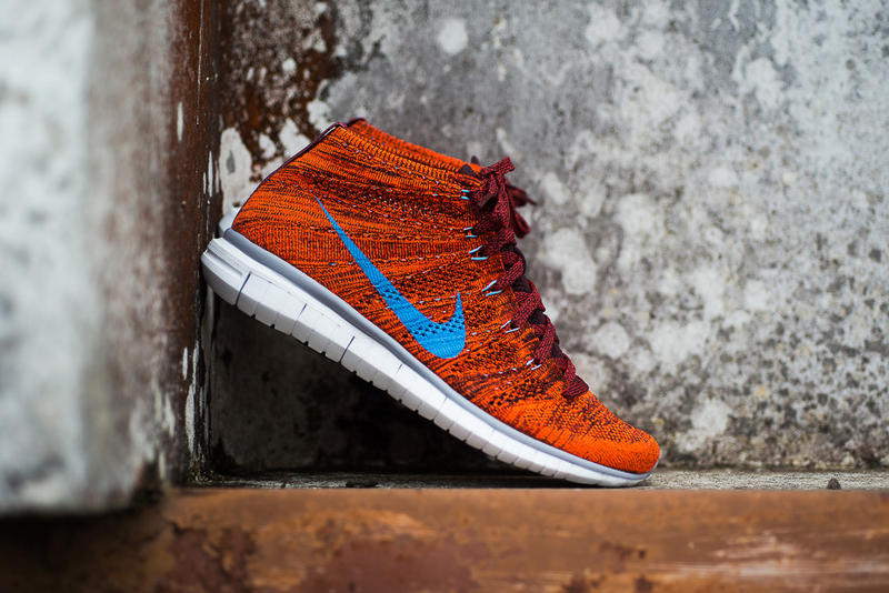 a84aef4e5923 A Closer Look at the Nike Free Flyknit Chukka