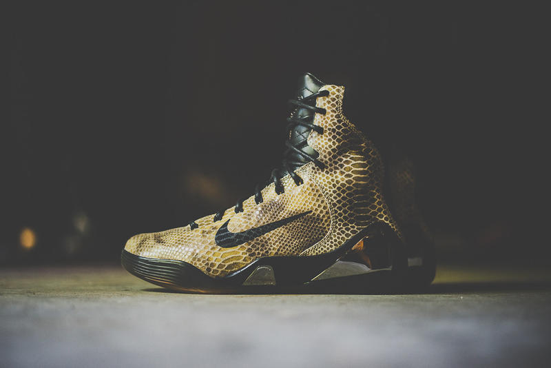 low priced aaabe 35317 A Closer Look at the Nike Kobe IX High EXT QS