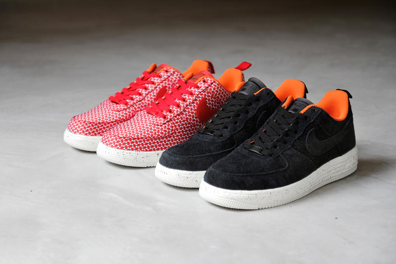 timeless design 2f8c5 e91e4 A Closer Look at the Undefeated x Nike Lunar Force 1 Pack