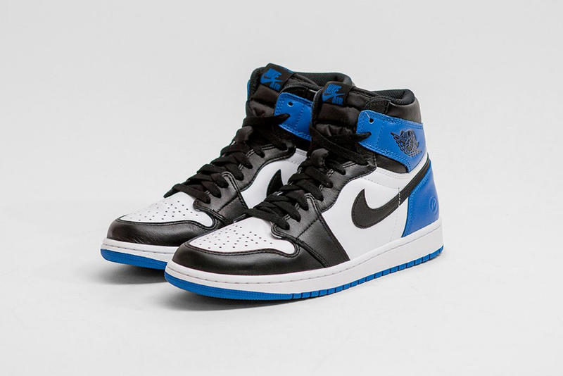 promo code 25b7a 9a82b A First Look at the fragment design x Air Jordan 1. Purveyors of streetwear  have certainly caught on to Hiroshi Fujiwara s high-profile, prolific