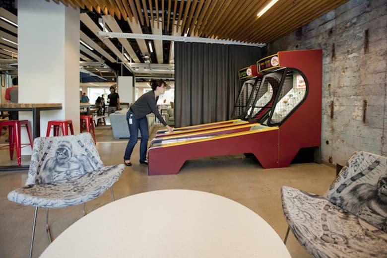 A Look Inside the Microsoft Office in Washington | HYPEBEAST
