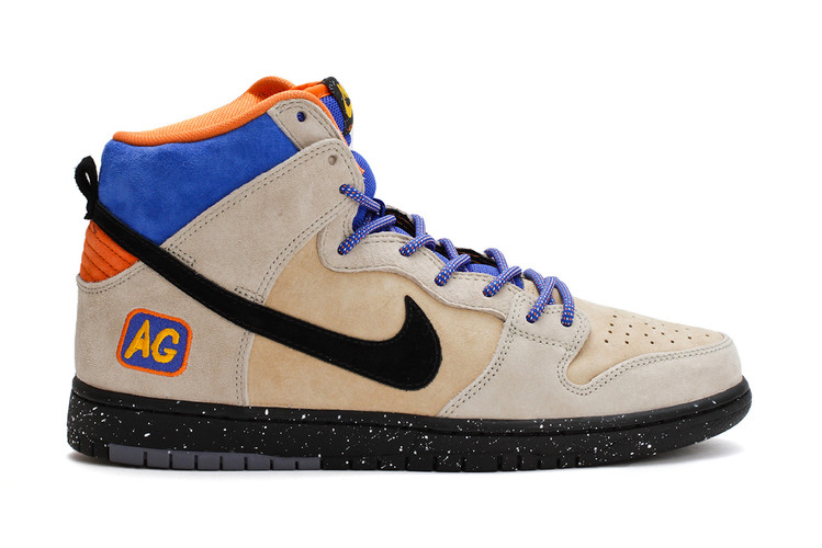 afd28a5b Acapulco Gold's Geoff Heath Teams Up with Nike SB for the Dunk High SB