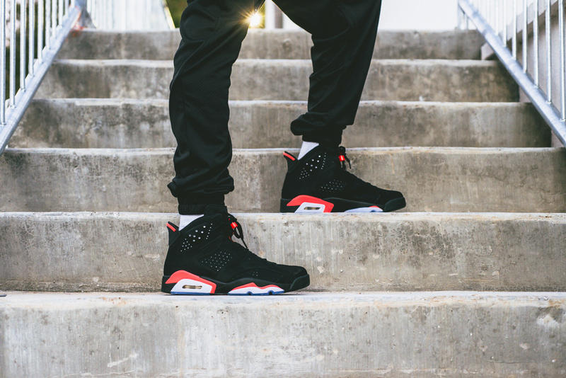 san francisco a619f aef7d Air Jordan 6 Retro Black/Infrared 23 | HYPEBEAST