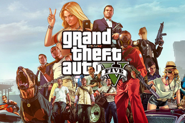 New 'Grand Theft Auto V' Tracklist Features 162 New Songs