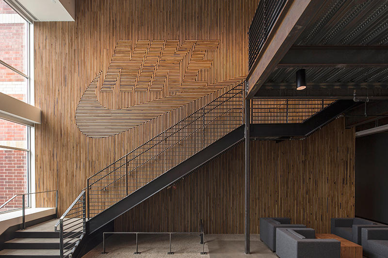 FWD // Nike Workplace Brand Walls