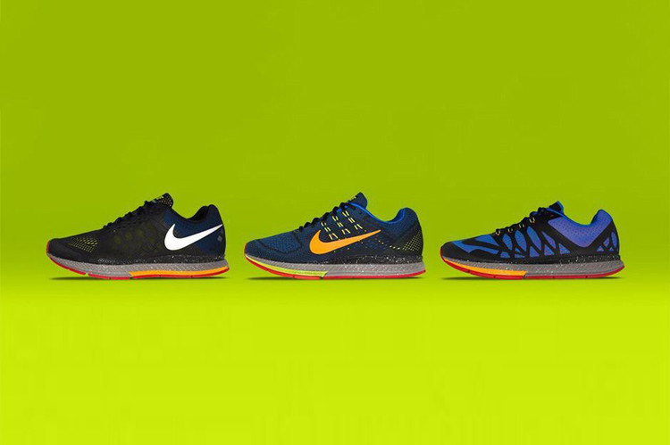 15bb1257f2c Nike Air Zoom Structure 18. Nike 2014 Running Celebration Pack