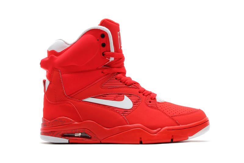 sports shoes f9b2a 2c412 Nike Air Command Force University Red White-Black Wolf Grey