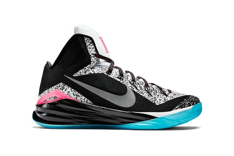 new concept d5808 cefe4 Nike Hyperdunk 2014 Kyrie Irving PE