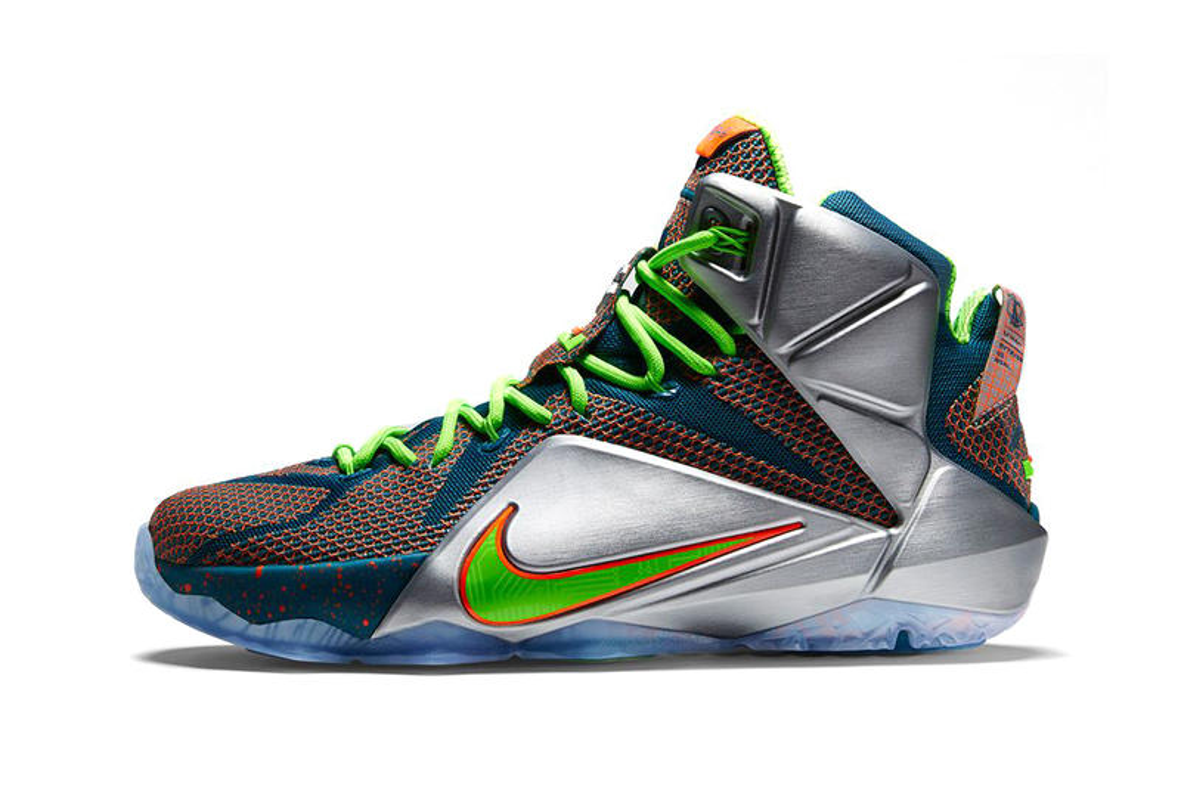 "Nike LeBron 12 ""Trillion Dollar Man"""