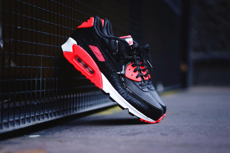 newest 06d18 889c5 Despite being steeped in a grand heritage of running classics, the Air Max  90 silhouette by Nike is
