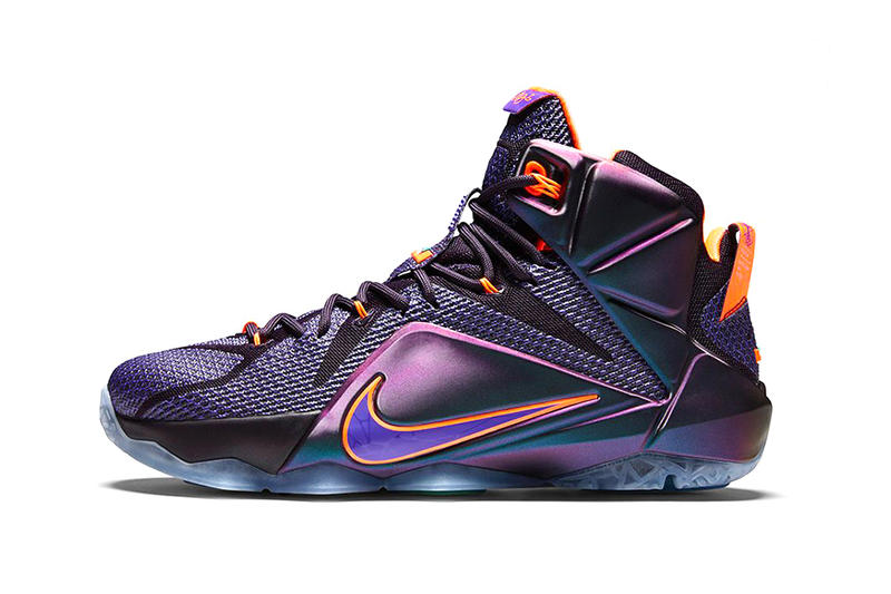8656d50d7e48 Nike has unveiled two new colorways of its latest LeBron 12 model. Although  the four-time MVP has