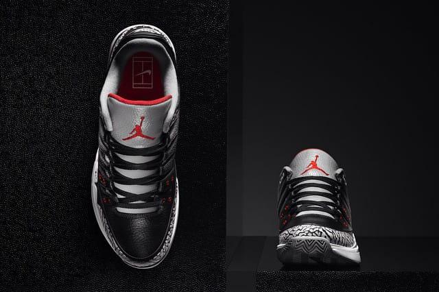 NikeCourt Zoom Vapor AJ3 \