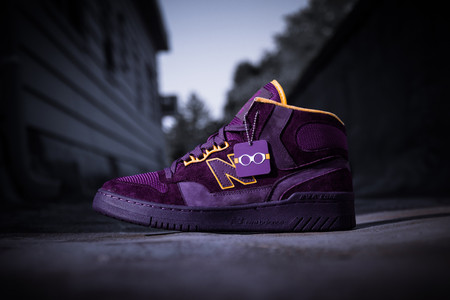 "Packer Shoes x New Balance 740 ""Purple Reign"""