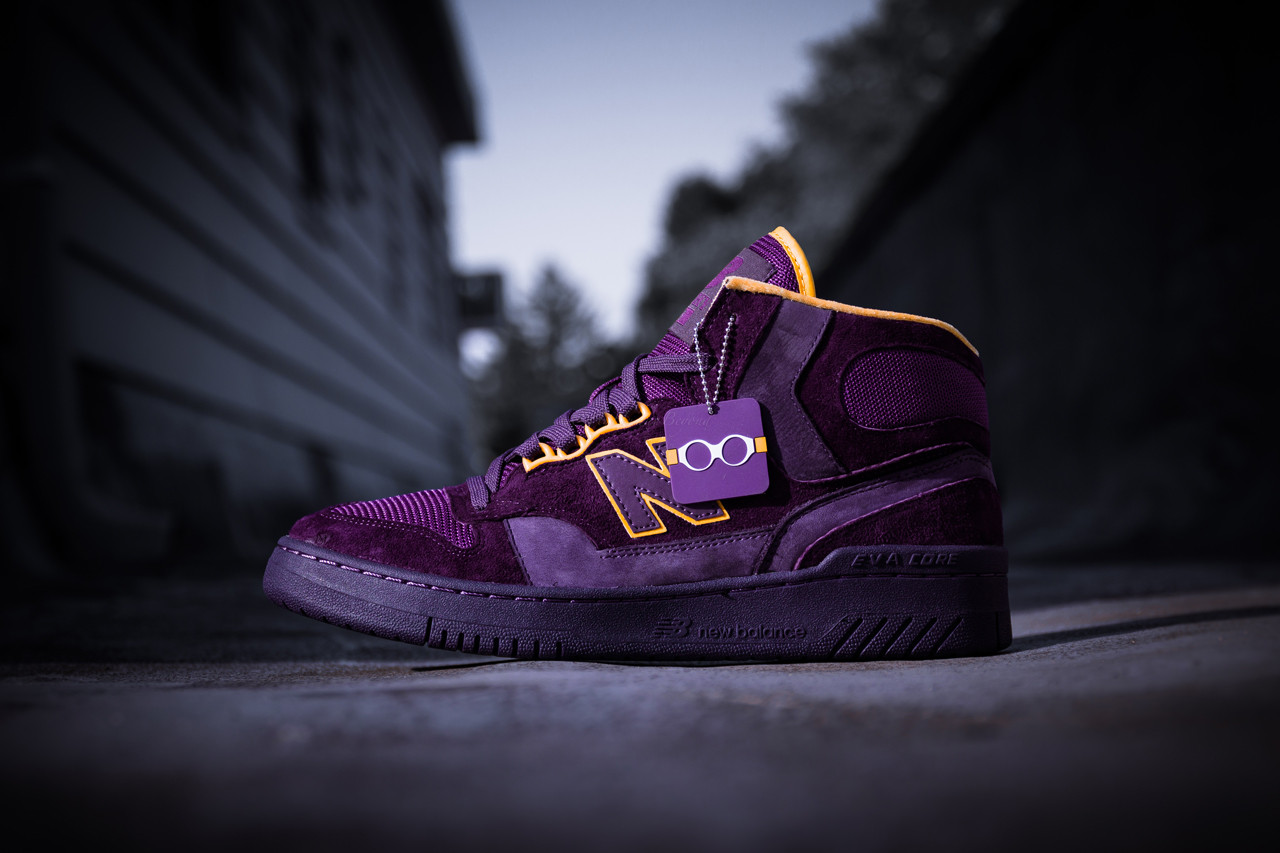 Packer Shoes x New Balance 740 \