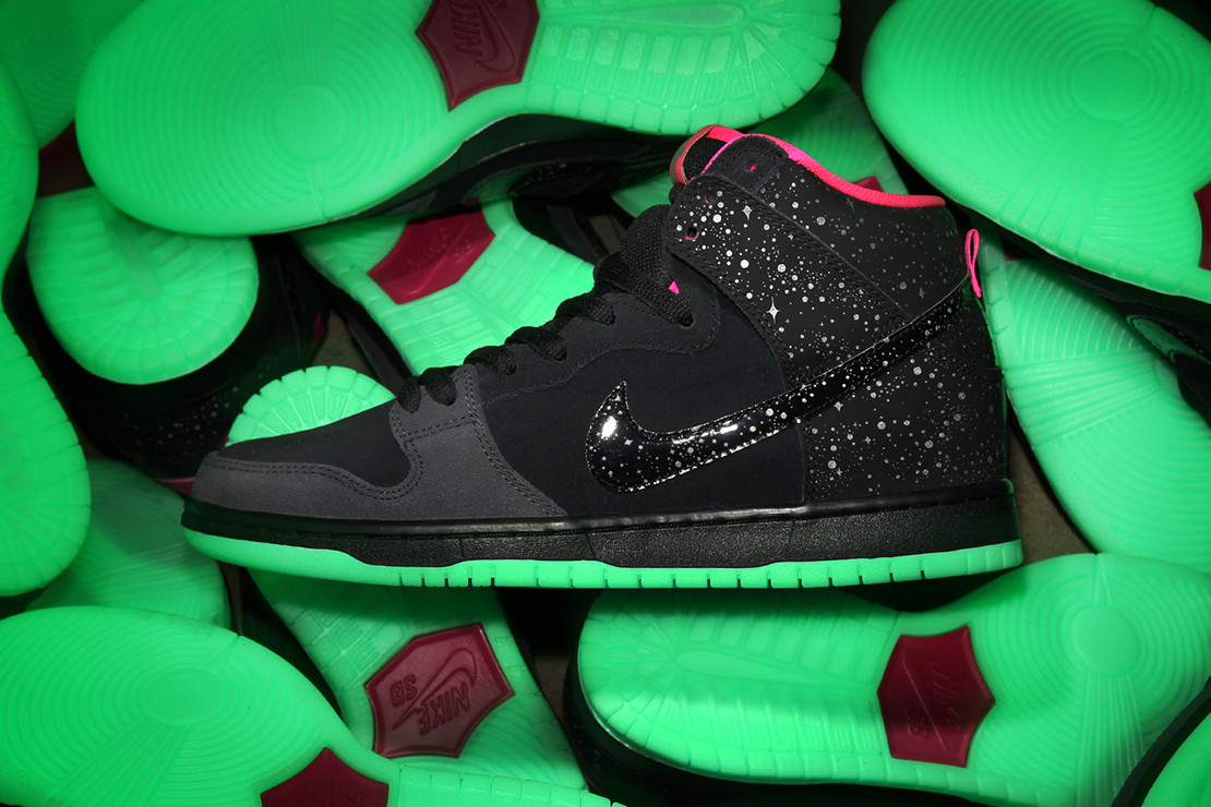 Premier x Nike SB Dunk High Pro