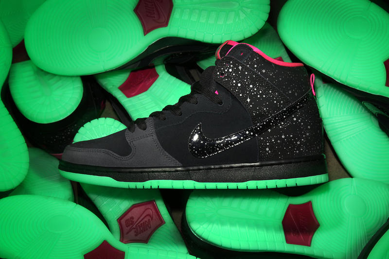 "best cheap 21bcb 8580e Following last week s release of the ""Northern Lights"" Dunk Low Pro from  Nike SB and Premier, the"