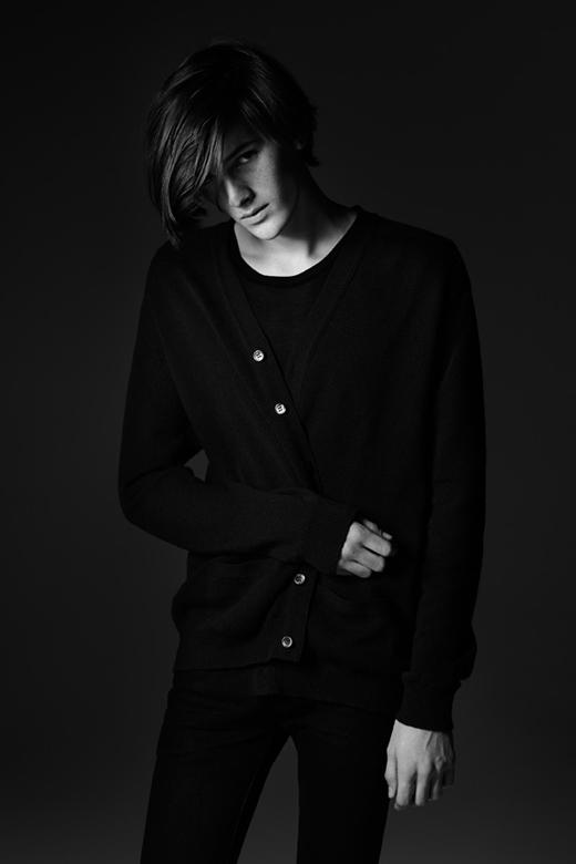 Saint Laurent Permanent Collection featuring Dylan Brosnan
