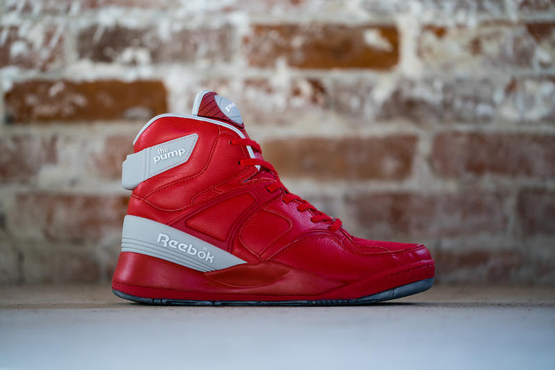 c29b0e248084 Reebok continues with the releases surrounding the 25th anniversary of its  classic Pump high-top