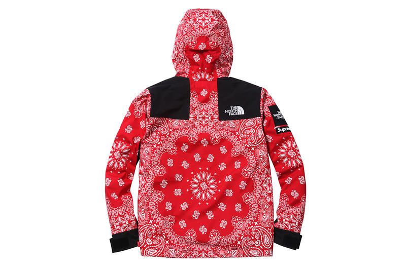bbb00d846a Supreme x The North Face 2014 Fall Winter Collection