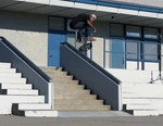 "Thrasher Magazine: Manny Santiago ""Pound For Pound"" Part for Ecko"