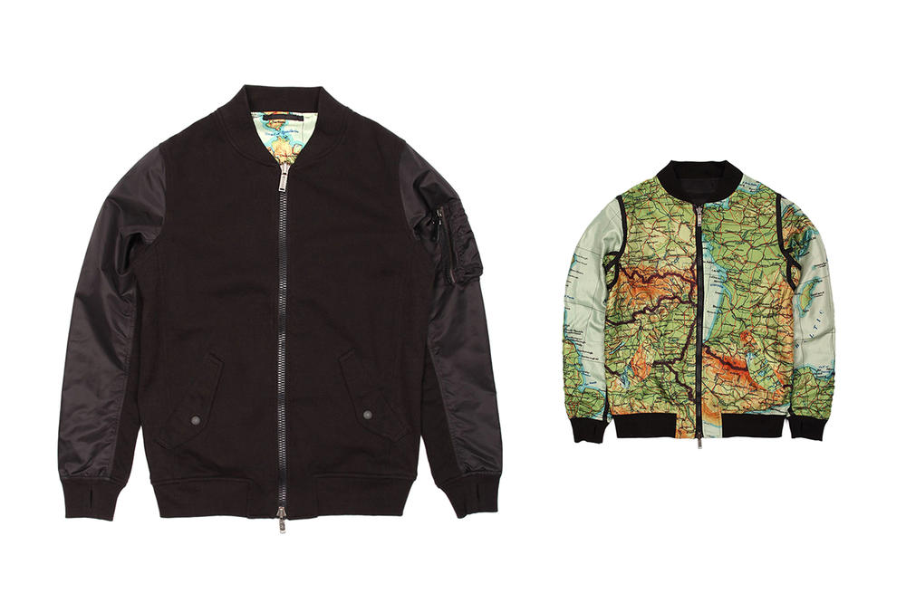 maharishi MA-1 70th Anniversary Capsule Collection