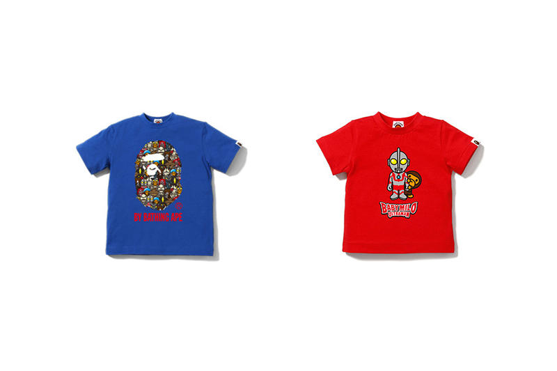 f1a81532ec0d Ultraman x A Bathing Ape 2014 Capsule Collection