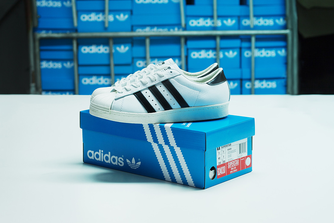 adidas Consortium Superstar \'Made in France\'