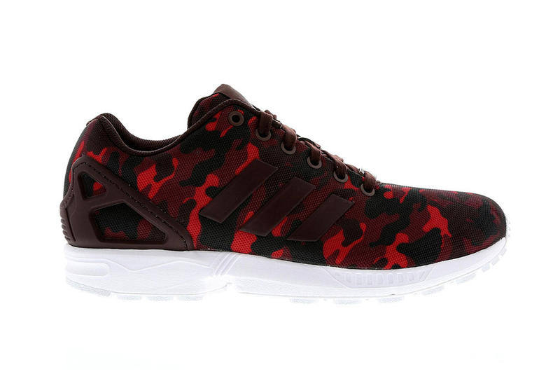 sale retailer bdb33 6a26c adidas Originals unveils three new colorways of the remarkable ZX Flux  model in an all-over
