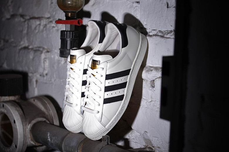adidas Superstar 80s Deluxe OG Vintage White/