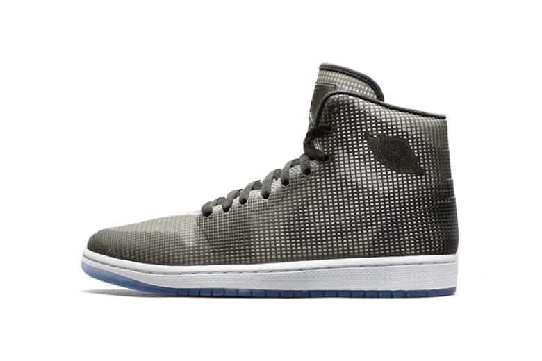 Air Jordan 4LAB1 Black/Reflective Silver