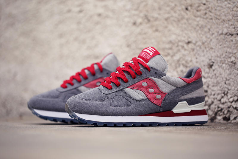 "fd7fa71cd704 BAIT x Saucony Shadow Original CruelWorld 4 ""Midnight Mission ..."