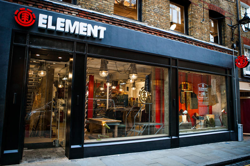 Element London Store Opening