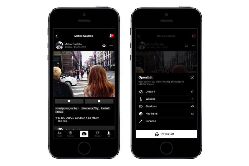Photo Editing App EyeEm Lets You Share the Process Behind Your Edits