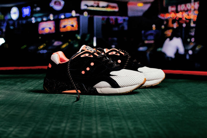 outlet store 6f747 42a15 Feature x Saucony G9 Shadow 6000