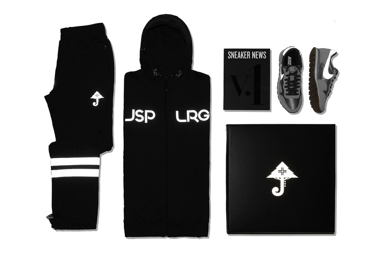 f01d873c10 LRG Partners with Jimmy Sweatpants for  SweatsuitDecember Collection