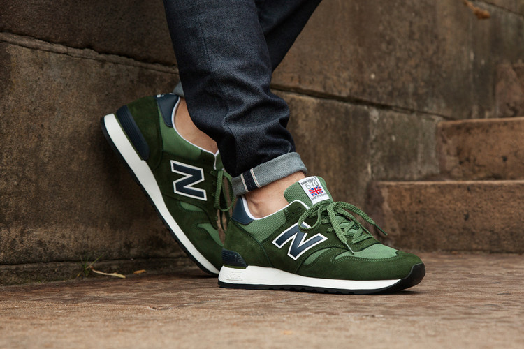 514aa7a7df3f New Balance 2014 Holiday Made In England M670 Pack